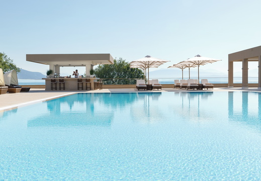Ikos Dassia | Adults Only Pool